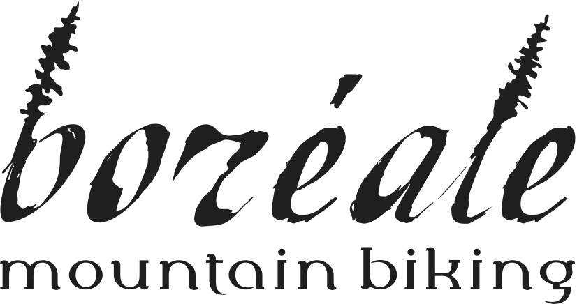 Boreale Mountain Biking - Sponsor Test of Metal Inc