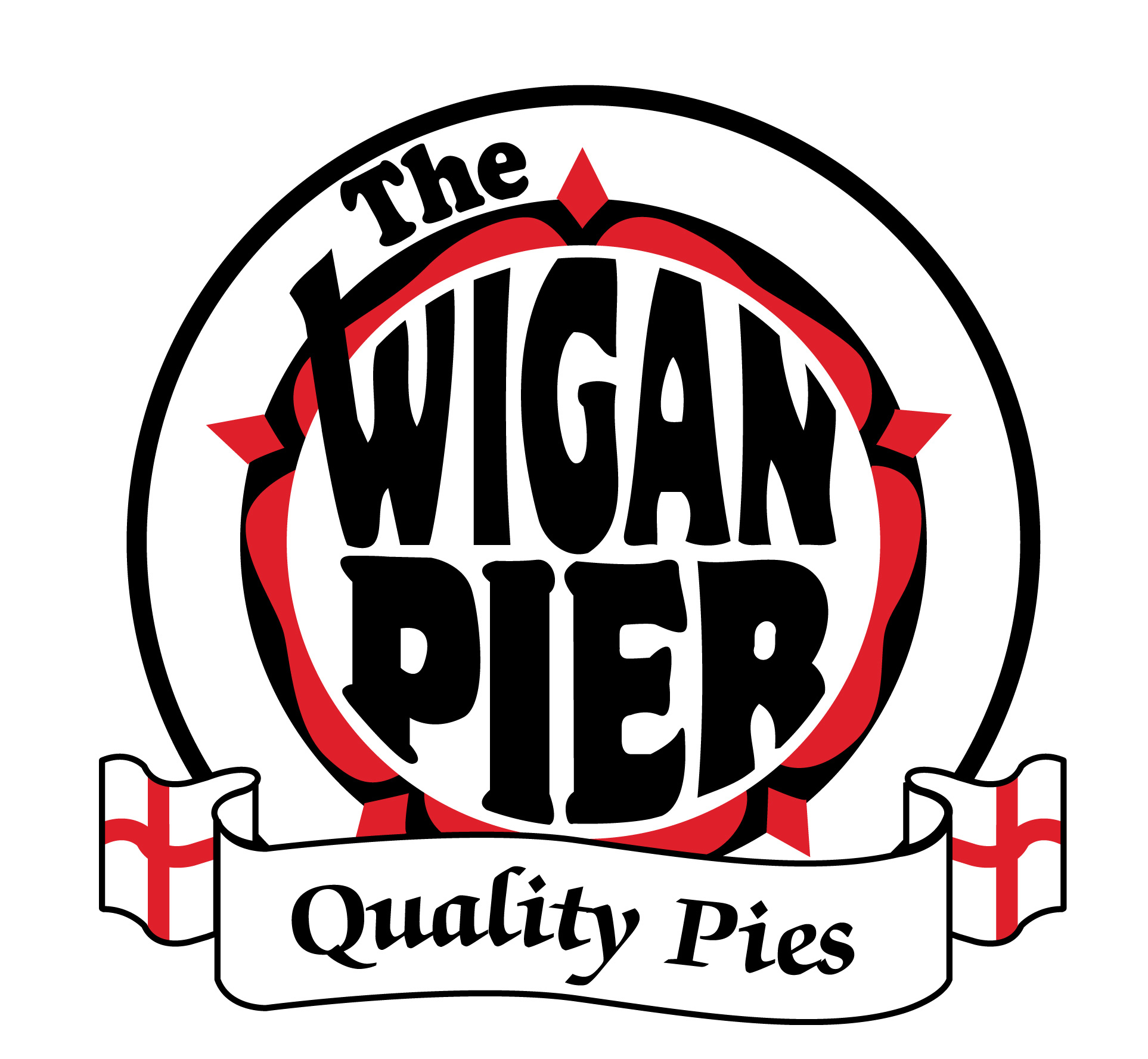 Wigan Pier Quality Pies West Van Physio - Sponsor Test of Metal Inc Group of Events