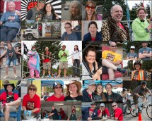 We love our Test of Metal Volunteers and Supporters