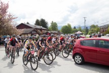 Mountain bike racers - Test of Metal Inc Group of Events